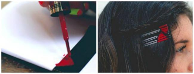 ukosnice 31 Ukosnicama do trendi frizura za nekoliko minuta