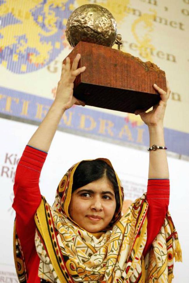 upoznajte malalu jusufzai dobitnicu nobelove nagrade za mir 21 Upoznajte Malalu Jusufzai, dobitnicu Nobelove nagrade za mir