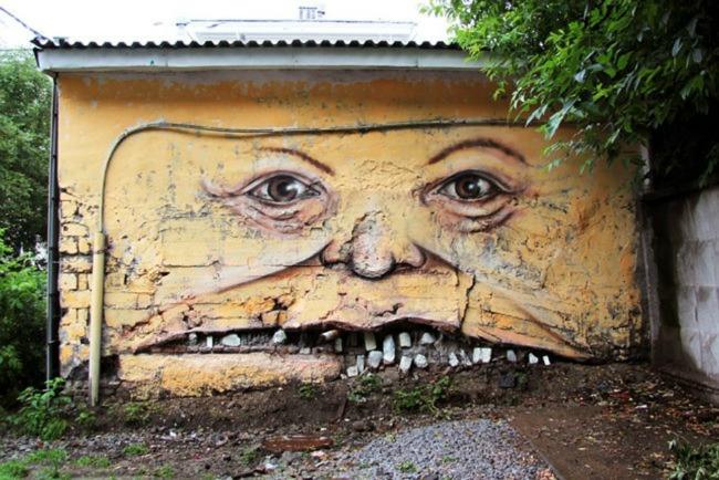 urbana umetnost 2 Urbana umetnost koja ulepšava svet