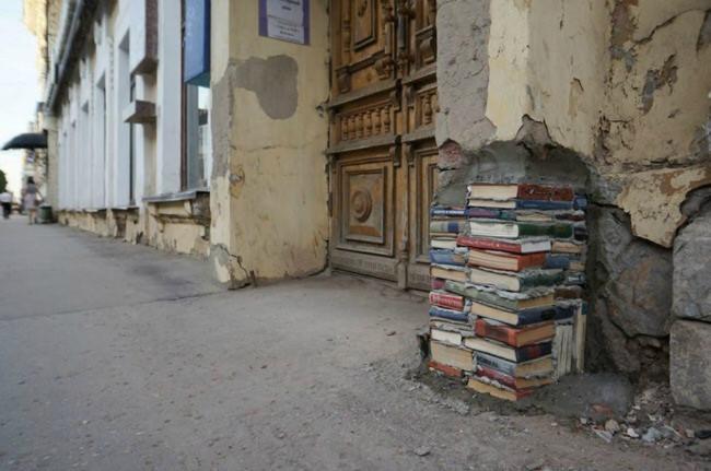 urbana umetnost 4 Urbana umetnost koja ulepšava svet
