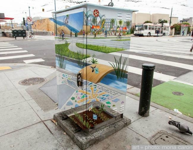 urbana umetnost 7 Urbana umetnost koja ulepšava svet