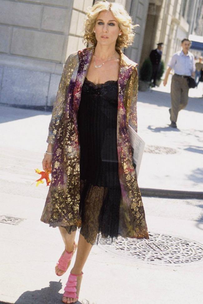 veš1 Lekcije o modi od Keri Bredšo