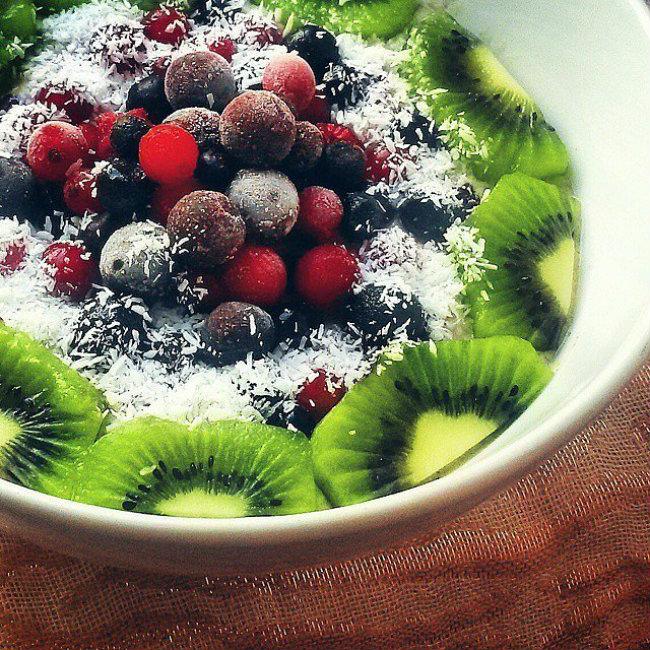 vruce hladna ovsena kaša Zdravi i ukusni obroci sa ovsenim pahuljicama