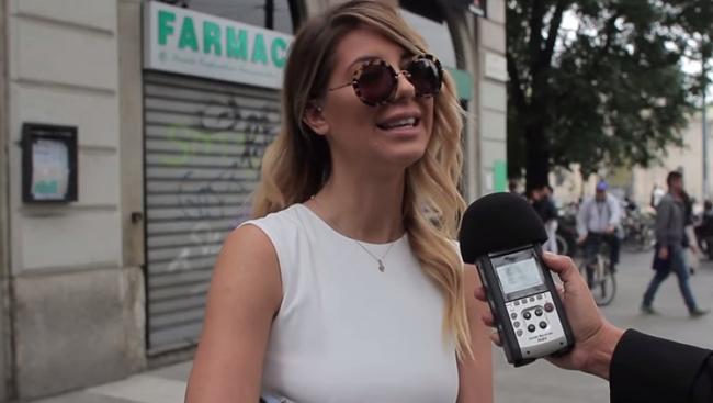 zorana blogerka1 Zorana u Milanu: Čiji je to u stvari blam?