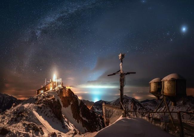 zvezdano nebo 1 Poslednja mesta na svetu sa zvezdanim nebom