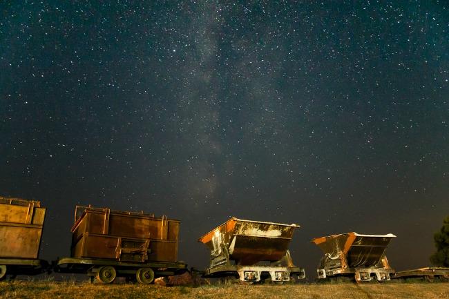 zvezdano nebo 11 Poslednja mesta na svetu sa zvezdanim nebom