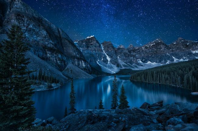 zvezdano nebo 16 Poslednja mesta na svetu sa zvezdanim nebom