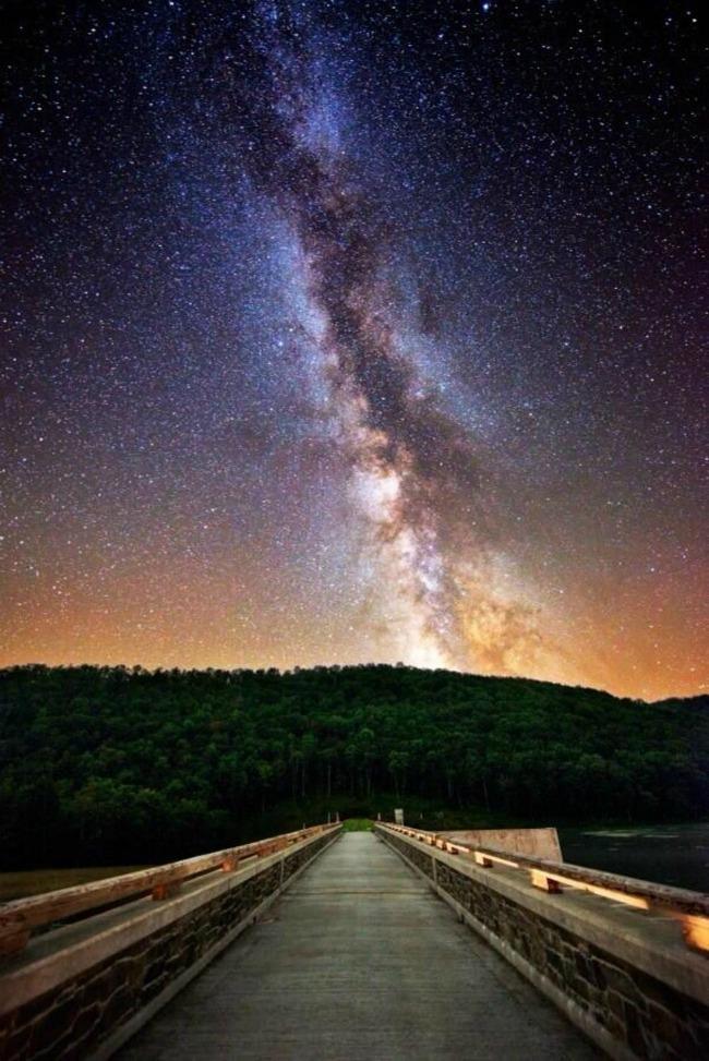 zvezdano nebo 3 Poslednja mesta na svetu sa zvezdanim nebom