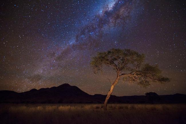 zvezdano nebo 5 Poslednja mesta na svetu sa zvezdanim nebom