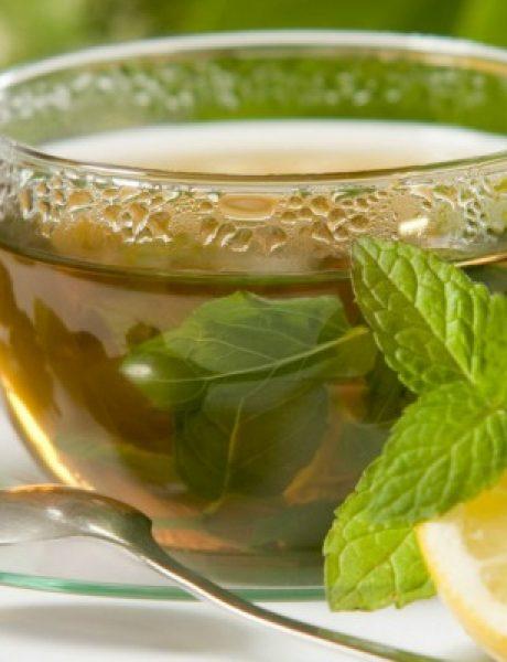 Čaj za mršavljenje ima ukus mente!