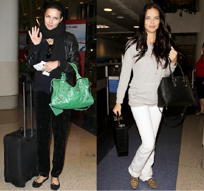 Adriana Lima Victoria's Secret anđeli: Šta nose kada skinu krila?