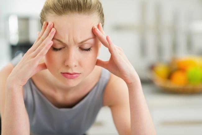 Alora zena pod stresom Kako pomoću prirode nadmudriti stres?
