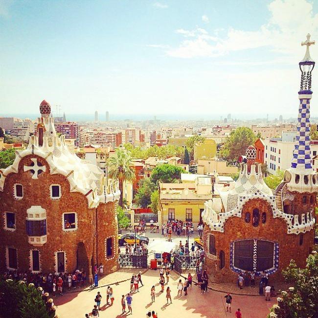 Barcelona Najpopularnije Instagram turističke destinacije