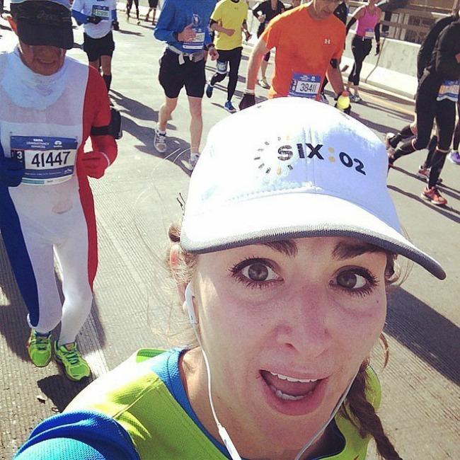 Best dressed Selfiji sa maratona