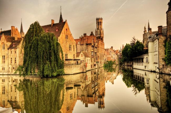 Briz Najbolje turističke destinacije Belgije