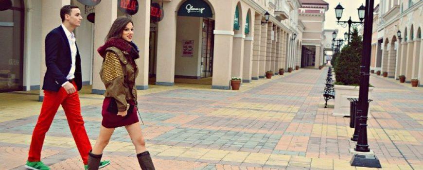 Dani visoke mode u Fashion Park Outlet Centru Inđija