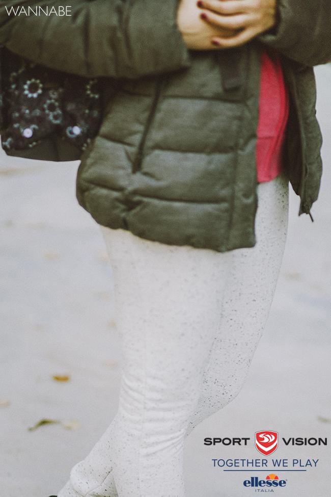 Ellesse modni predlog 1 Ellesse modni predlog: Roze i sivo za topliji dan