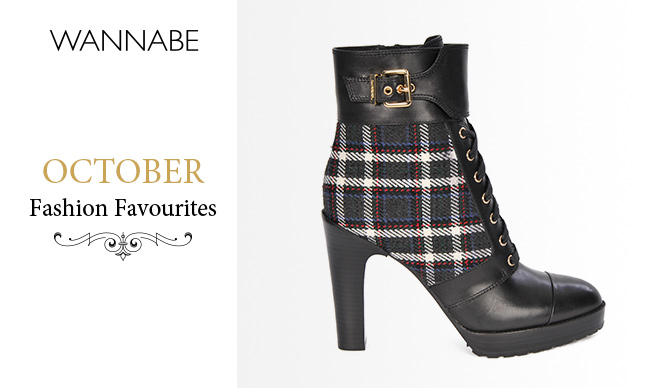 Fashion Favourites 5 Omiljeni modni komadi iz oktobra