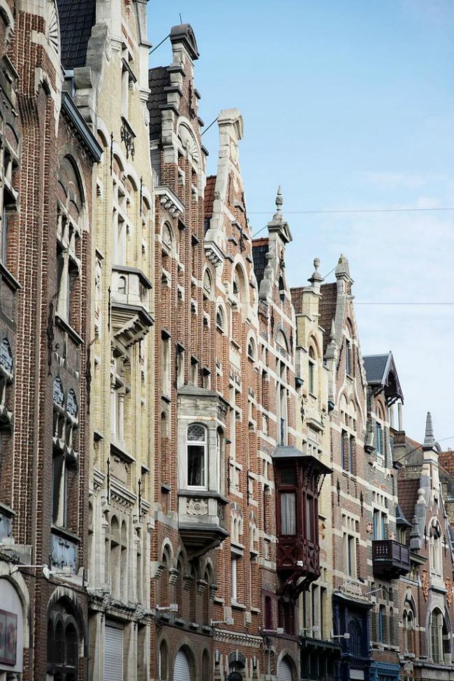 Gent Najbolje turističke destinacije Belgije