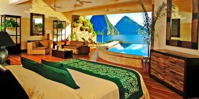 JadeMountain28 Karibi i njihovi najlepši hoteli