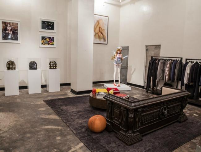 Just One Eye store Los Angeles  Kupovina u svetskim modnim oazama