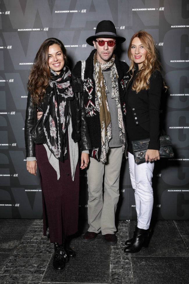Katarina Radivojevic Filip Maksimović i Ana Stanic 1 Kolekcija Alexander Wang x H&M stigla u Srbiju