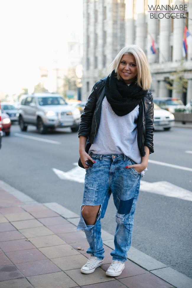 Katarina Veljkovic wannabe blogger 07 Street style: Wannabe Blogger Show (drugi deo)