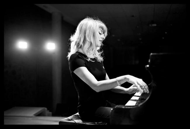 Ksenia Piano 1 Koncert pijanistkinje Ksenije Djačenko u Kući kralja Petra