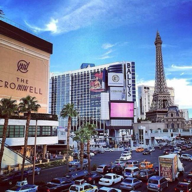 Las Vegas Najpopularnije Instagram turističke destinacije