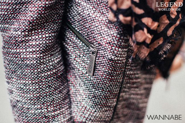 Legend modni predlog wannabe 4 Legend modni predlog: Obojite jesen u ljubičasto