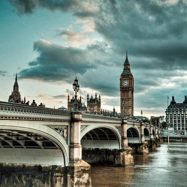 London Najpopularnije Instagram turističke destinacije