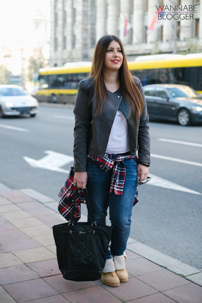 Marija Pribic Wannabe blogger41 Street style: Wannabe Blogger Show (drugi deo)