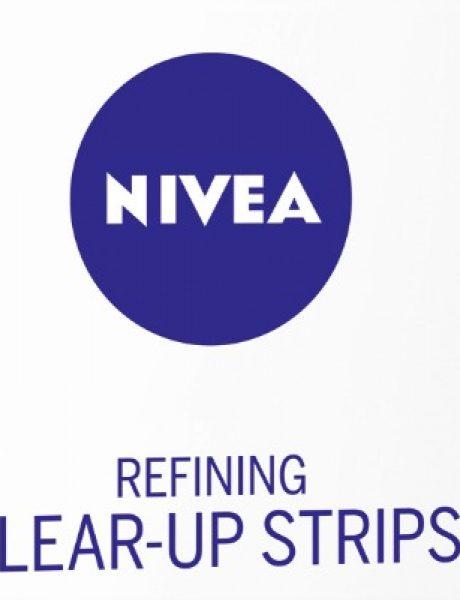 NIVEA Clear-up trakice za T-zonu