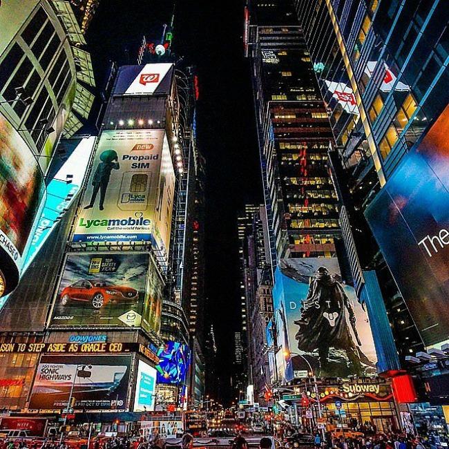 New York City Najpopularnije Instagram turističke destinacije