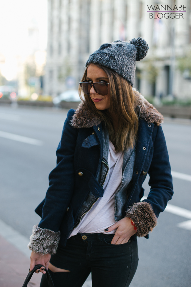 Nina Peric Wannabe blogger 007 Fashion Company predstavlja: Ko su učesnice Wannabe Blogger Reality Show a