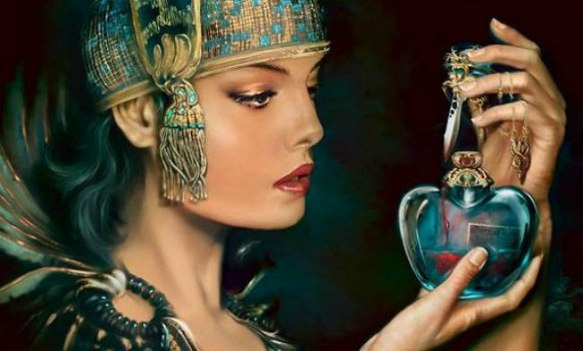 Parfemi ženetekst Parfemi kroz istoriju