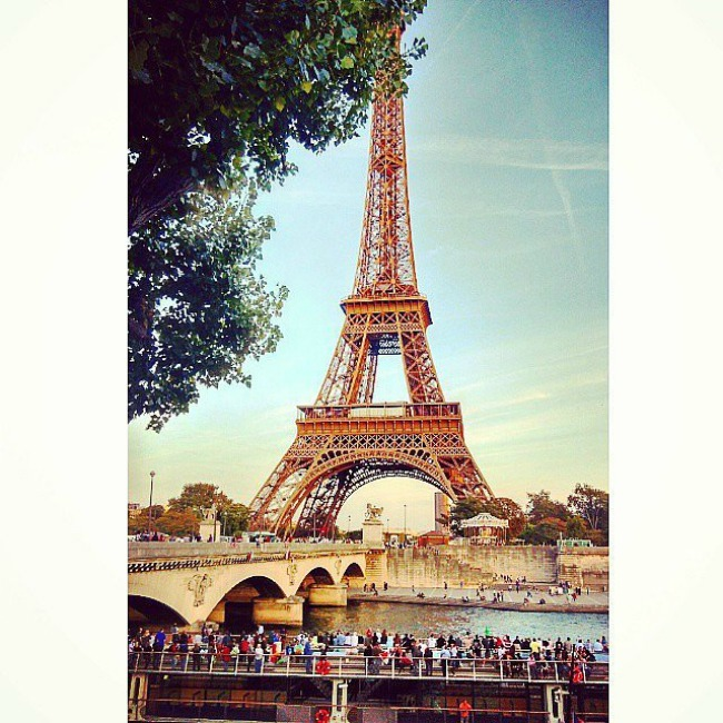 Paris Najpopularnije Instagram turističke destinacije