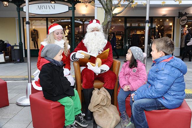 Parndorf Christmas 1 Božićni Late Night Shopping