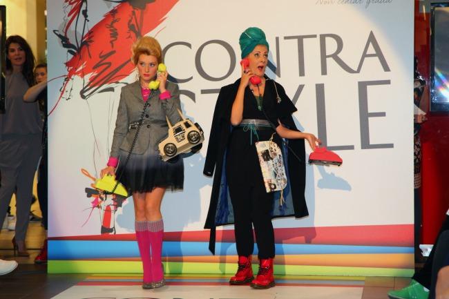 """Pobednice USCE Contra Style 20131 Novinari stilizuju poznate ličnosti u kontra"""" stilu"""