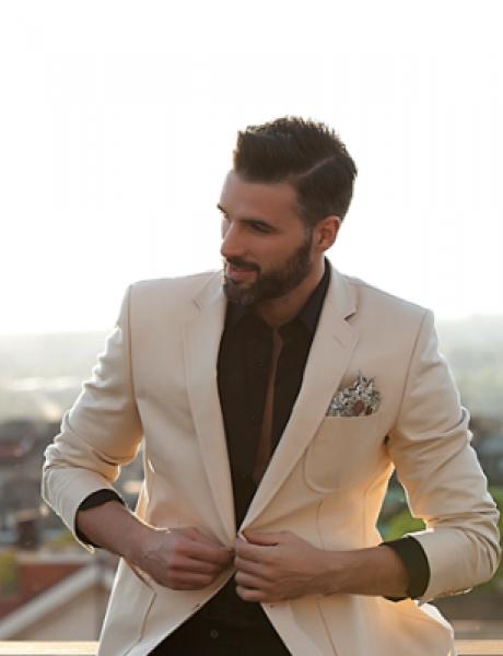 Rancco muška odela: Luksuz je biti svoj