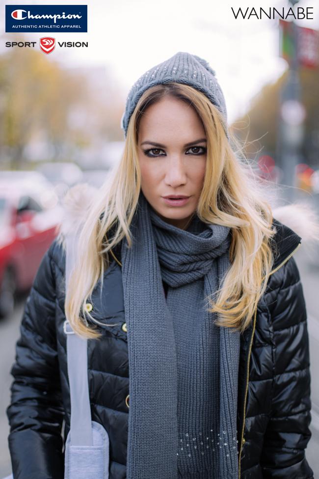 Sandra Fluid girls Champion modni predlog Wannabe 2 Champion modni predlog: Spremna za hladne dane
