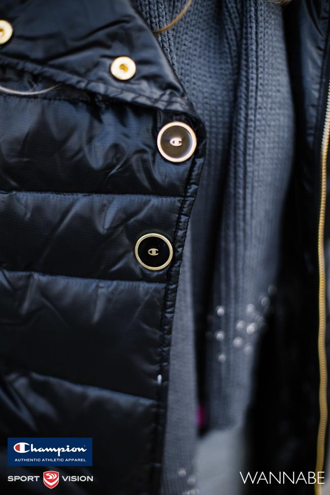 Sandra Fluid girls Champion modni predlog Wannabe 3 Champion modni predlog: Spremna za hladne dane