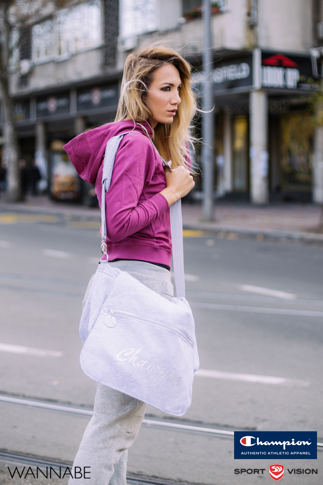 Sandra Fluid girls Champion modni predlog Wannabe 5 Champion modni predlog: Spremna za hladne dane