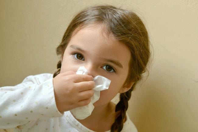 Sezona gripa Sezona gripa: Kako da olakšate svom detetu