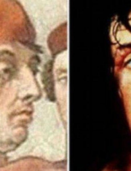 Dvojnici poznatih iz prošlosti