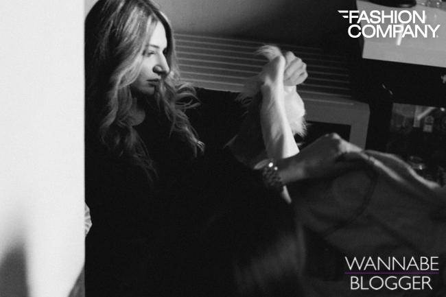 Wannabe blogger show 3 Backstage: Wannabe Blogger Show