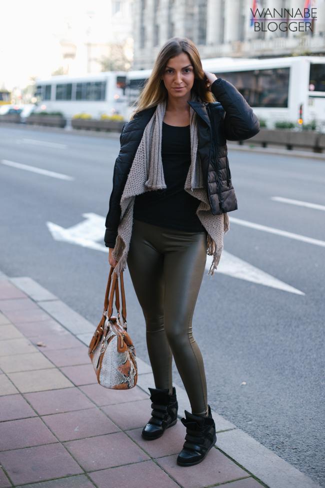 Zorica Dukovski Wannabe blogger 061 Street Style: Wannabe Blogger Show (prvi deo)
