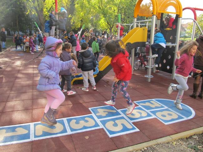 Zrenjanin2 Raste broj NIVEA dečjih igrališta