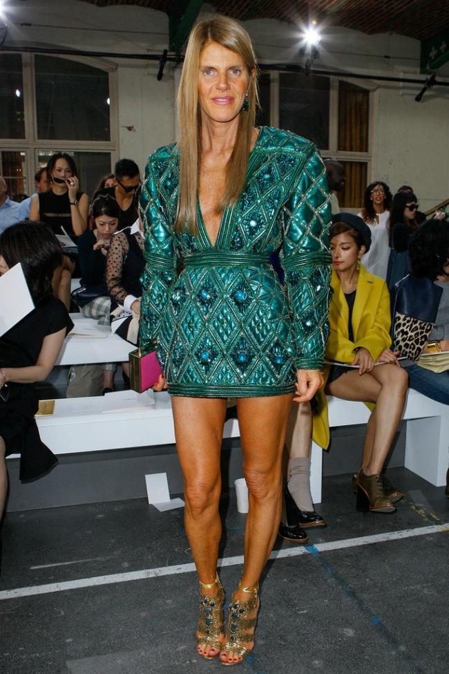 ana delo ruso italijanska modna blogerka 1 Stil blogerke: Ana Delo Ruso