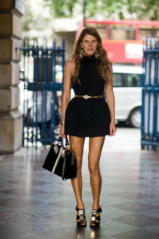 ana delo ruso italijanska modna blogerka 10 Stil blogerke: Ana Delo Ruso
